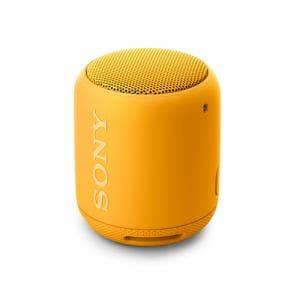 ソニー SRS-XB10-Y Bluetooth対応 ワイヤレスポータブルスピーカー イエロー