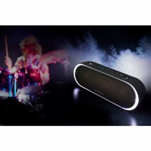 ソニー SRS-XB20-B Bluetooth対応 ワイヤレスポータブルスピーカー ブラック