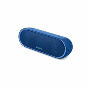 ソニー SRS-XB20-L Bluetooth対応 ワイヤレスポータブルスピーカー ブルー