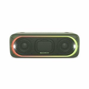 ソニー SRS-XB30-G Bluetooth対応 ワイヤレスポータブルスピーカー グリーン