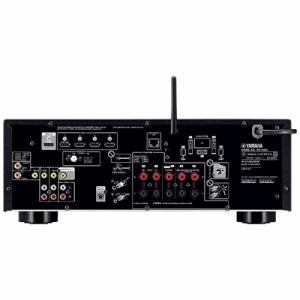 ヤマハ RX-V483(B) 5.1chネットワークAVレシーバー ブラック