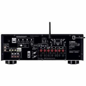 ヤマハ RX-V583(B) 7.1chネットワークAVレシーバー ブラック