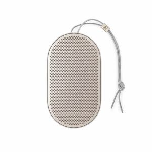 B&O PLAY BEOPLAY-P2-SANDSTONE ポータブルワイヤレススピーカー サンドストーン