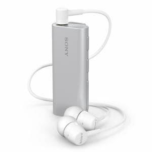ソニー SBH56-S Bluetooth対応 ワイヤレスステレオヘッドセット シルバー