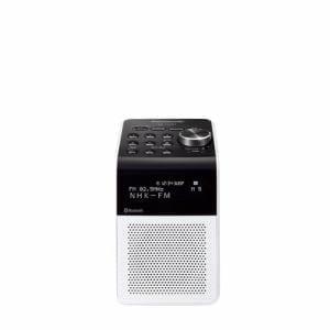 パナソニック RF-200BT-W FM/AM 2バンドラジオ ホワイト