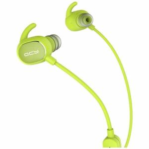 QCY QCY-QY19GR Bluetoothイヤホン グリーン
