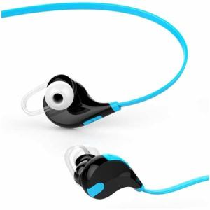 QCY QCY-QY7BL Bluetoothイヤホン ブルー