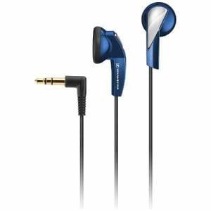ゼンハイザー MX365-BLUE インイヤー型イヤホン ブルー