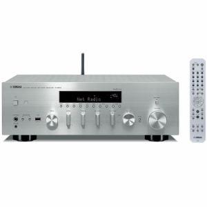 ヤマハ R-N803(S) 【ハイレゾ音源対応】 ネットワークレシーバー シルバー