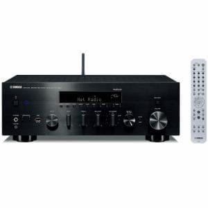 ヤマハ R-N803(B) 【ハイレゾ音源対応】 ネットワークレシーバー ブラック