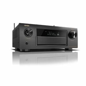 デノン AVR-X6400H(K) 【ハイレゾ音源対応】 11.2ch AVサラウンドレシーバー ブラック
