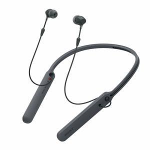 ソニー WI-C400-B ワイヤレスステレオヘッドセット ブラック