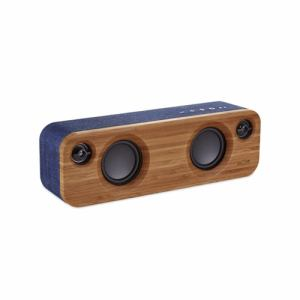 House of Marley EM-GET-TOGETHER-MINI-DN Bluetoothスピーカー デニム