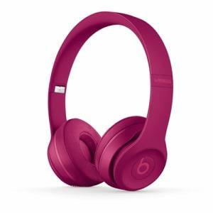 Beats by Dr.Dre(ビーツ バイ ドクタードレ) MPXK2PA/A オンイヤーヘッドホン 「Solo 3 Wireless」 Neighbourhood Collection ブリックレッド