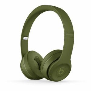 Beats by Dr.Dre(ビーツ バイ ドクタードレ) MQ3C2PA/A オンイヤーヘッドホン 「Solo 3 Wireless」 Neighbourhood Collection ターフグリーン