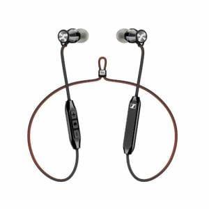 ゼンハイザー M2-IEBT-SW-BLACK Bluetooth対応イヤホン