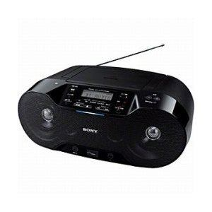 SONY CDラジオ ZS-RS70BT