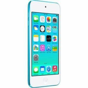 アップル iPod touch 16GB ブルー 第5世代 MGG32J/A