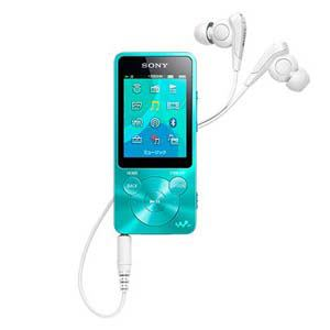 SONY ウォークマン S10シリーズ 8GB ブルー NW-S14-L
