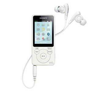 SONY ウォークマン S10シリーズ 8GB ホワイト NW-S14-W