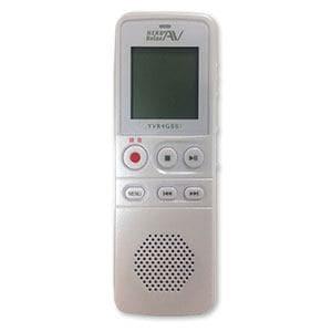 HerbRelax YVR4GBB1 ヤマダ電機オリジナル ICレコーダー 4GB ホワイト