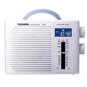 東芝 防水ラジオ TY-BR30F(W)