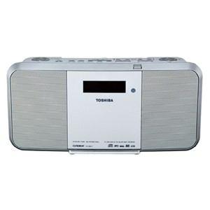 東芝 SD/USB/CDラジオ ホワイト TY-CRX71-W