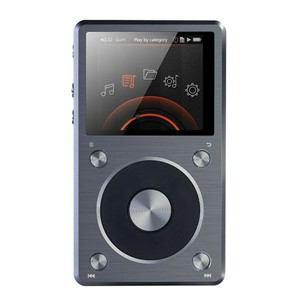 オヤイデ 【ハイレゾ音源対応】デジタルオーディオプレーヤー Fiio X5 2nd generation