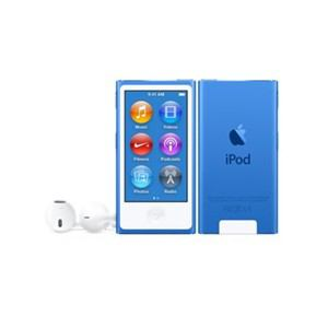 アップル(Apple) MKN02J/A iPod nano 16GB ブルー