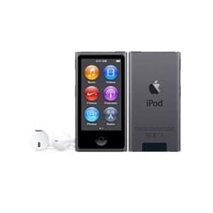 アップル(Apple) MKN52J/A iPod nano 16GB スペースグレイ