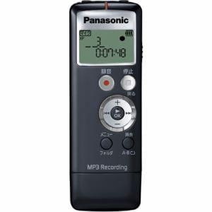 パナソニック ICレコーダー (2GB) ブラック RR-US330-K