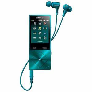 ソニー 【ハイレゾ音源対応】 ウォークマン A20シリーズ 32GB ビリジアンブルー NW-A26HN-LM-LM