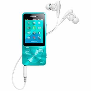 ソニー ウォークマン S10シリーズ 4GB ブルー NW-S13-LM-LM