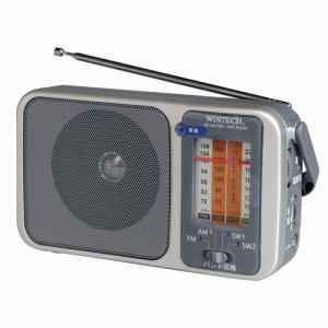 WINTECH 4バンドホームラジオ HR-K71