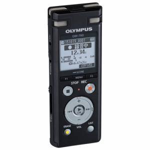 オリンパス ICレコーダー Voice-Trek ブラック DM-720-BLK