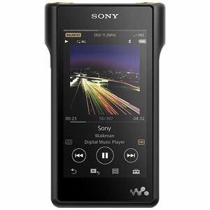 ソニー NW-WM1A-B 【ハイレゾ音源対応】ウォークマン WM1シリーズ 128GB ブラック