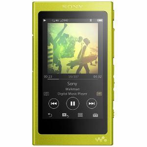 ソニー NW-A35-YM 【ハイレゾ音源対応】ウォークマン A30シリーズ 16GB ライムイエロー