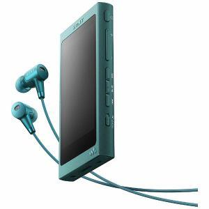 ソニー NW-A35HN-LM 【ハイレゾ音源対応】ウォークマン A30シリーズ (ヘッドホン同梱モデル) 16GB ビリジアンブルー