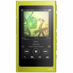 ソニー NW-A35HN-YM 【ハイレゾ音源対応】ウォークマン A30シリーズ (ヘッドホン同梱モデル) 16GB ライムイエロー