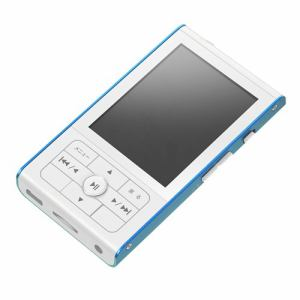 グリーンハウス GH-YMP16-BL ヤマダ電機オリジナルモデル マルチメディアプレーヤー ブルー 16GB