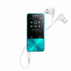 ソニー NW-S313-L ウォークマン Sシリーズ[メモリータイプ] 4GB ブルー