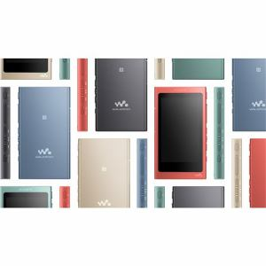 ソニー NW-A45-G 【ハイレゾ音源対応】 ウォークマン Aシリーズ[メモリータイプ] 16GB ホライズングリーン