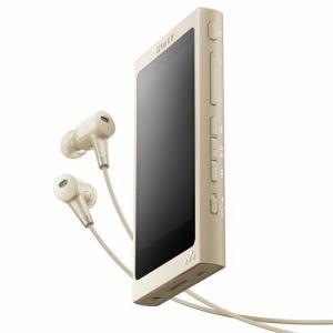 ソニー NW-A46HN-N 【ハイレゾ音源対応】 ウォークマン A40シリーズ 32GB ペールゴールド