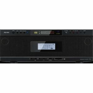 東芝 TY-AH1(K) 【ハイレゾ音源対応】 「Aurex(オーレックス)」 SD/USB/CDラジオ ブラック