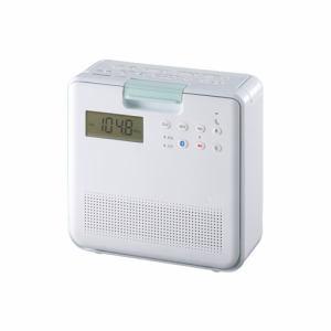 東芝 TY-CB100-W SD/CDラジオ ホワイト