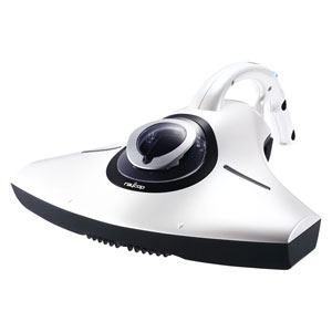 raycop RS(アールエス)ダニ布団掃除機 ふとんクリーナー パールホワイト RS-300JWH