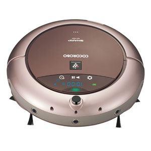 シャープ ロボット掃除機 「ロボット家電 COCOROBO(ココロボ)」 ゴールド系 RX-V95A-N