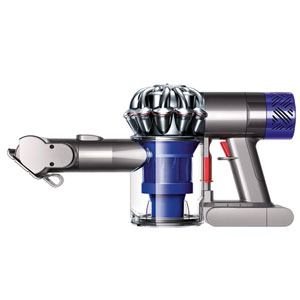 ダイソン 「V6 Trigger」 コードレス サイクロン式布団クリーナー (ブルー/ニッケル) HH08MH