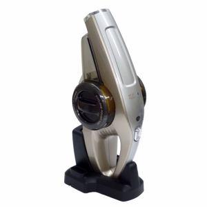 HERBRelax ヤマダ電機オリジナル サイクロン式ハンディコードレスクリーナー ゴールド YC-H05D1-N