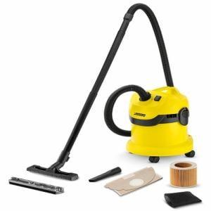 ケルヒャー WD2 業務用掃除機 「乾湿バキュームクリーナー」 1.629-777.0